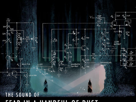 Music Tech: Get Amon Tobin's sounds from Fear in a Handful of Dust