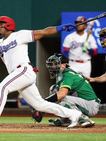 El swing de Andy Ibáñez sigue imparable