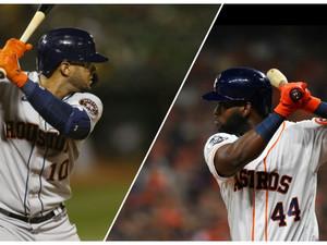 Playoffs 2021: Yuli & Yordan contribuyen y los Astros empatan la ALCS 2-2 vs. Boston
