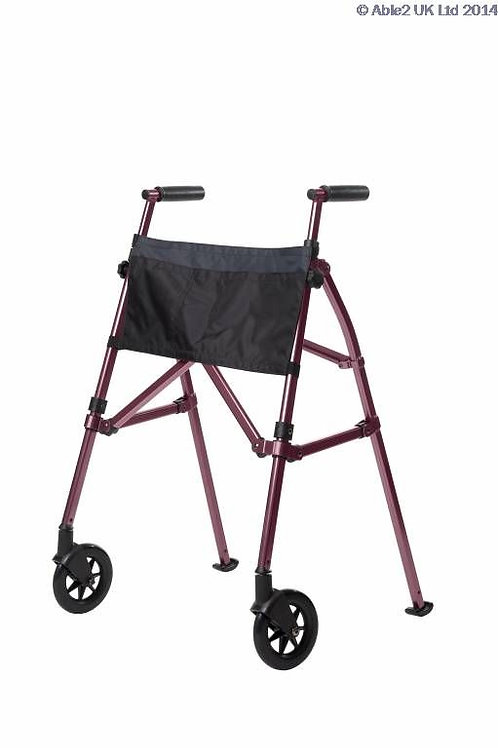 EZ Fold N Go Walker - Regal Rose VAT EXEMPT