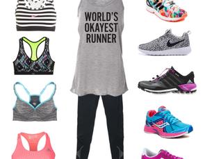 """World's """"Okayest"""" Runner"""