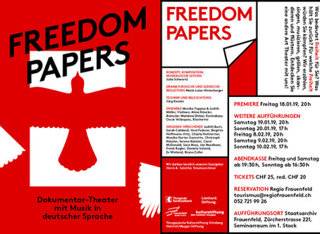 Freedom Papers