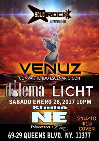 VENUZ @ Estudio Nueva Era