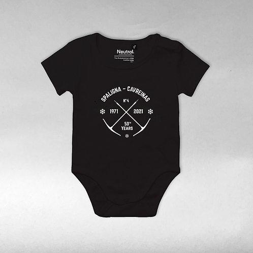 Baby-Body – Spaligna – kurzärmelig