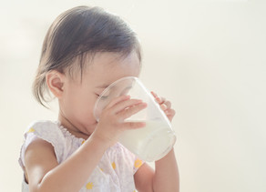 Does my toddler need milk?