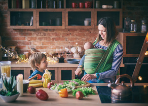 Help your Toddler Learn to Love Vegetables
