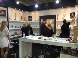 exhibition Athens Fashion trade show