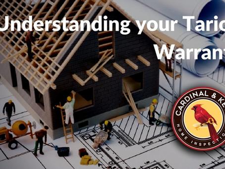 New Home Inspections & Understanding Tarion's Warranty Program