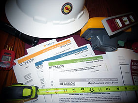 Tarion warranty claims - New construction warranty inspection tools