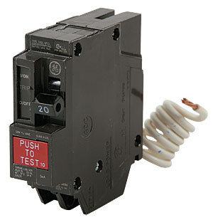 GFCI Circuit Breaker - Home Inspections