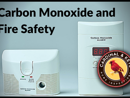 Carbon Monoxide and Fire Safety in the Home