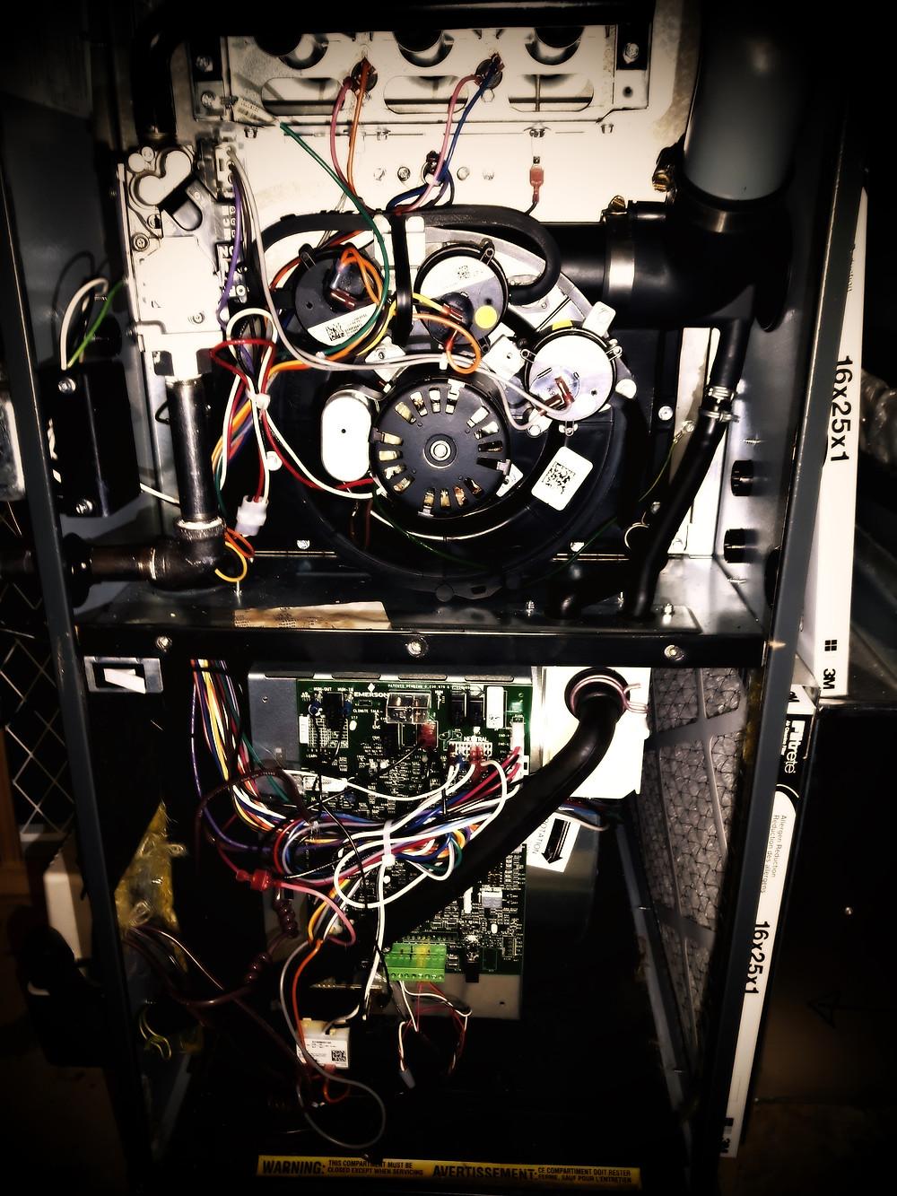 Heating maintenance - Cardinal & Keys Home Inspections