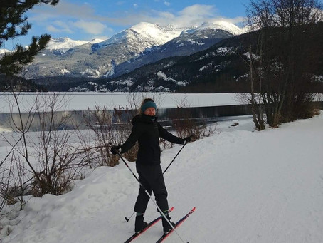 Cross-Country Skiing, Like a Local