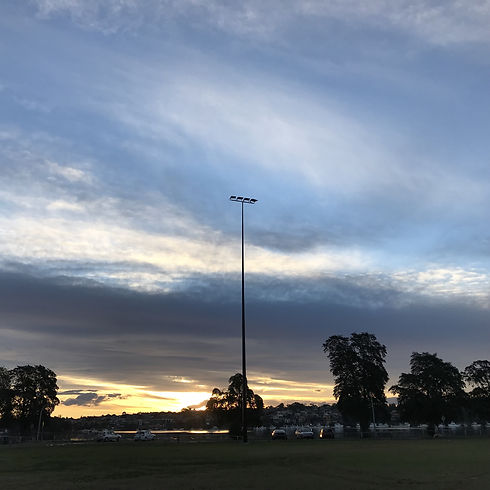 Callan Park Soccer Field Lighting - Phot
