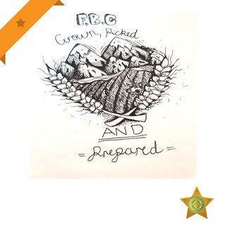 """Grown, Picked, and Prepared"" by Lesha Singh, Alison Wedgwood-Kemp, and Declan Pitkin, Good Shepherd Primary School"
