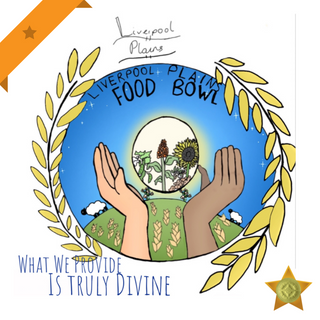 """What we Provide, is Truly Divine"" by Lily Taranto and Joanne Imlay, Good Shepherd Primary School"