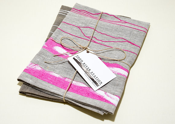 Linen Tea Towels x 2