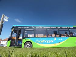 Stagecoach in Norfolk
