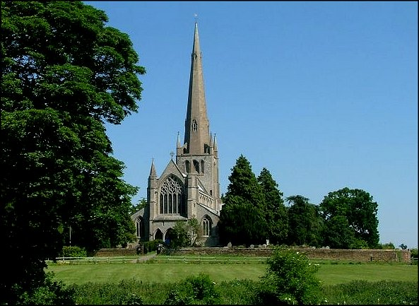 St Mary's Church Snettisham
