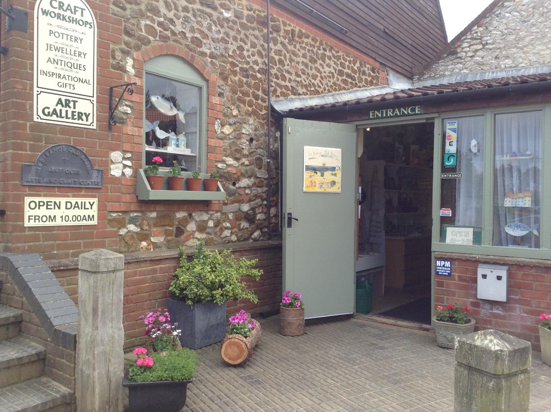 Le Strange Old Barns
