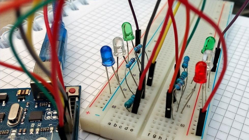 Circuit Design: Sept 4 - Oct 23, Grades 3 - 6