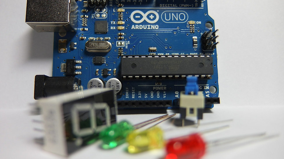 Arduino - 1: Jan 23 - March 13, Grades 4 - 8