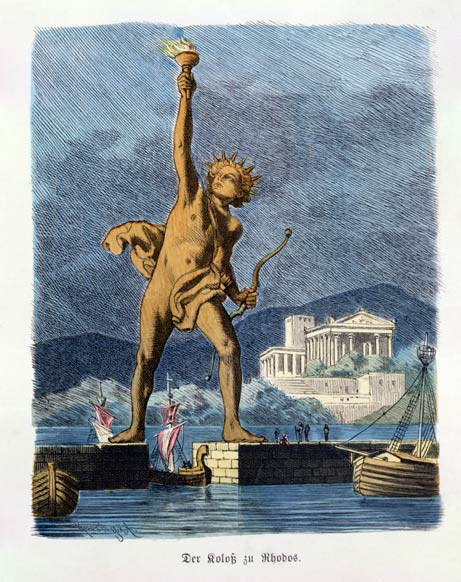 On the Colossus of Rhodes