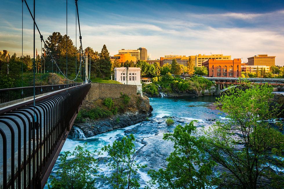 Spokane bridge.Depositphotos_74030083_xl