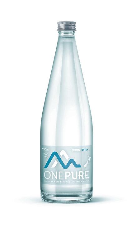 Cure Kids Promo: Still Water 12x750mL Glass Bottle (Per Box) Incl. GST & Deliver