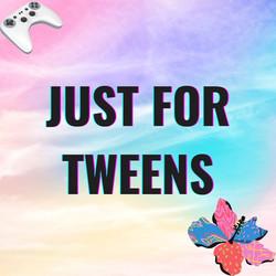Programs for tweens!