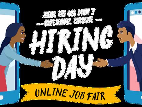 MassHire Greater Brockton Virtual Job Fair!