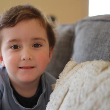 Meet Ben, Cure Kids Ambassador, Proudly sponsored by ONEPURE