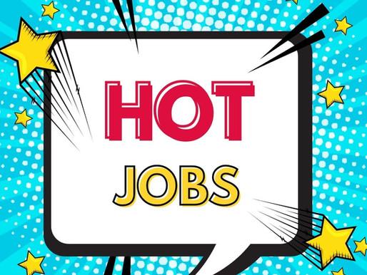 Oct. 8th Hot Jobs from MassHire Greater Brockton Career Center