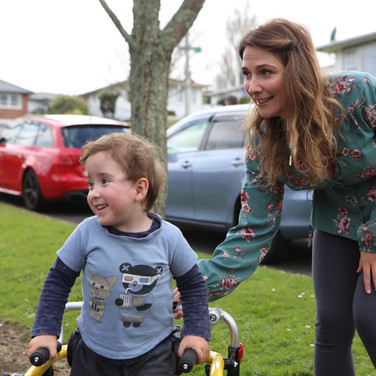 Ben, Cure Kids Ambassador Family