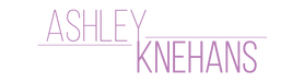 Ashley Knehans logo
