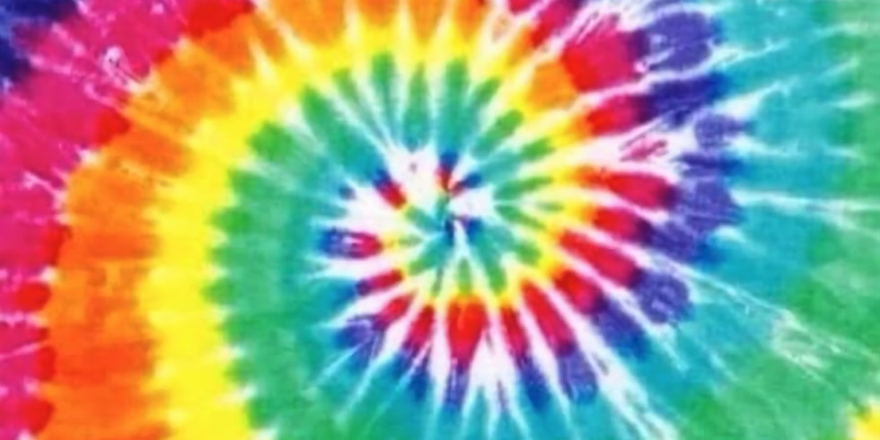 Teens Only! Recycled Tie-Dye T-Shirts
