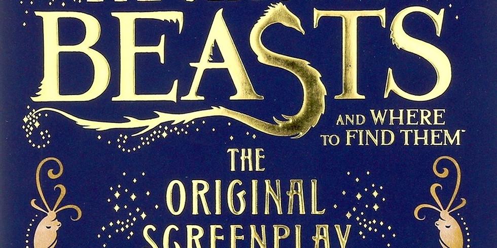 Fantastic Beasts Book Club Ages 9-12