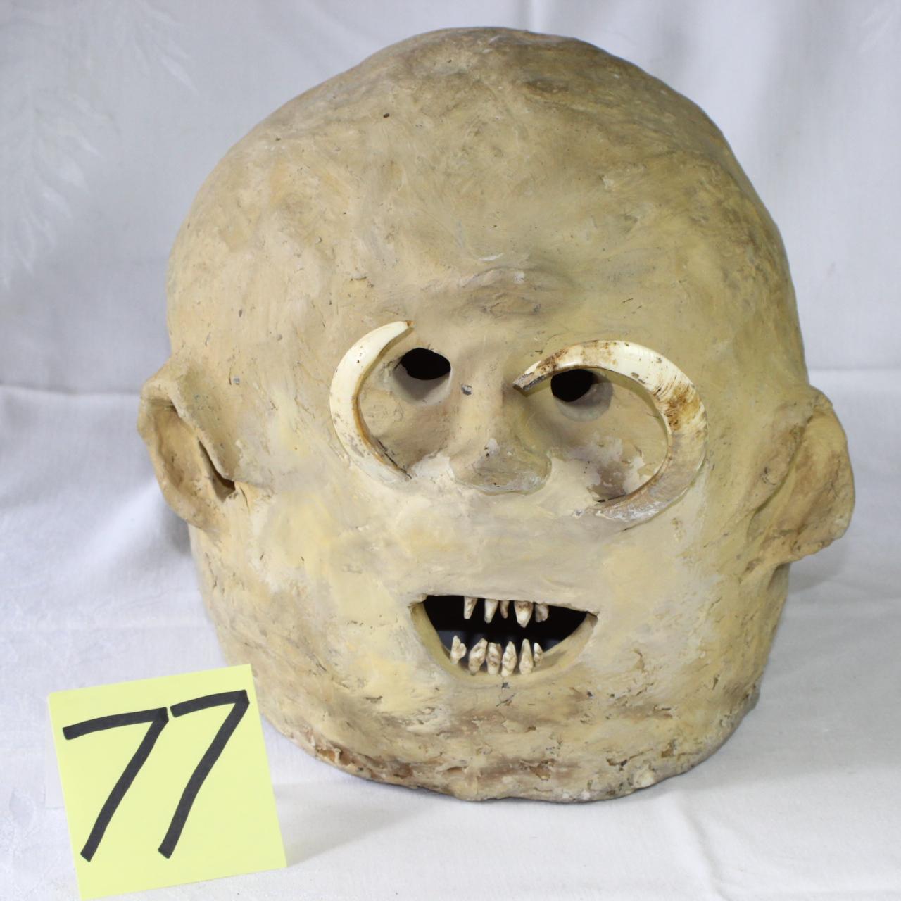 The Estate Gallery LLC Mud Man Mask