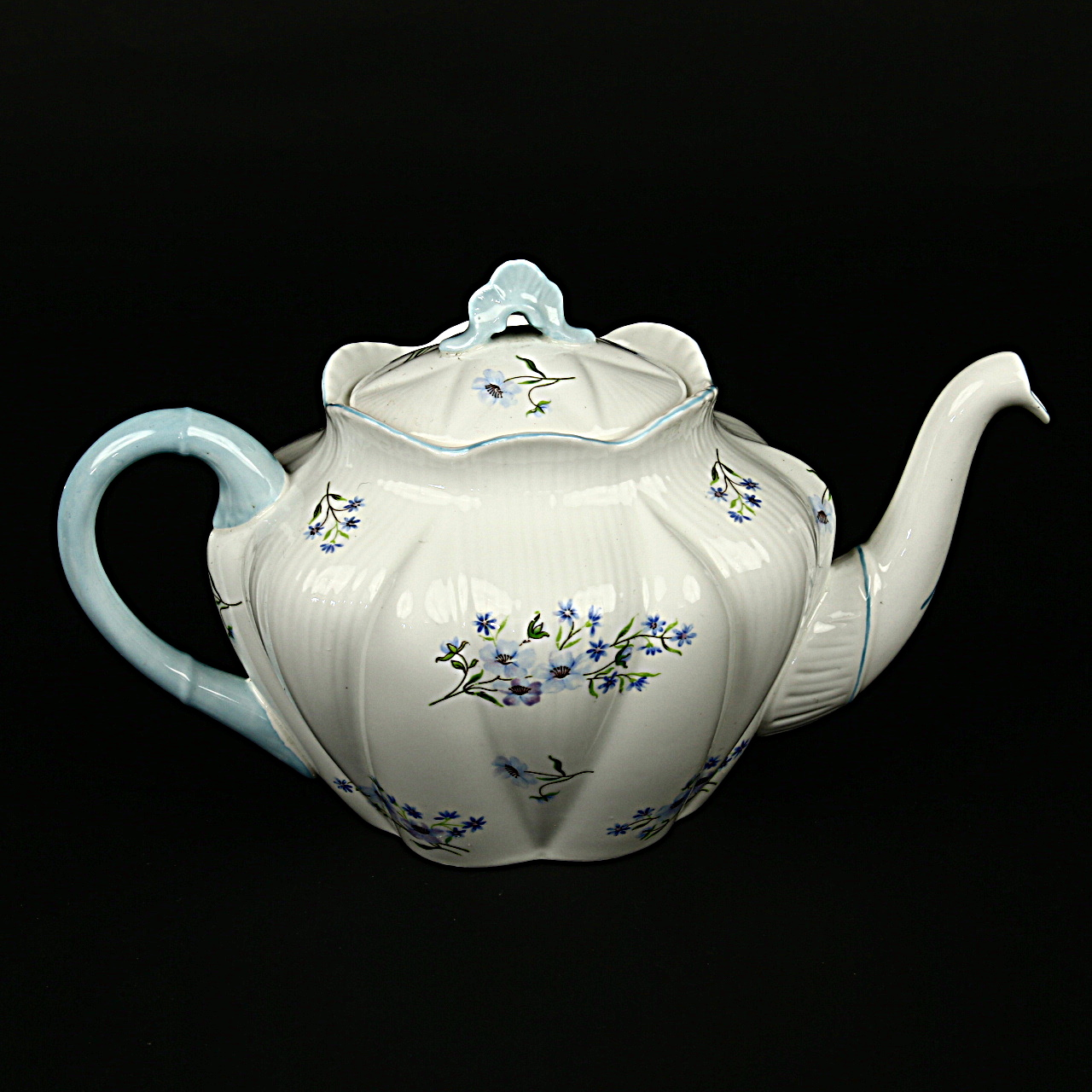 The Estate Gallery LLC Shelley England Teapot