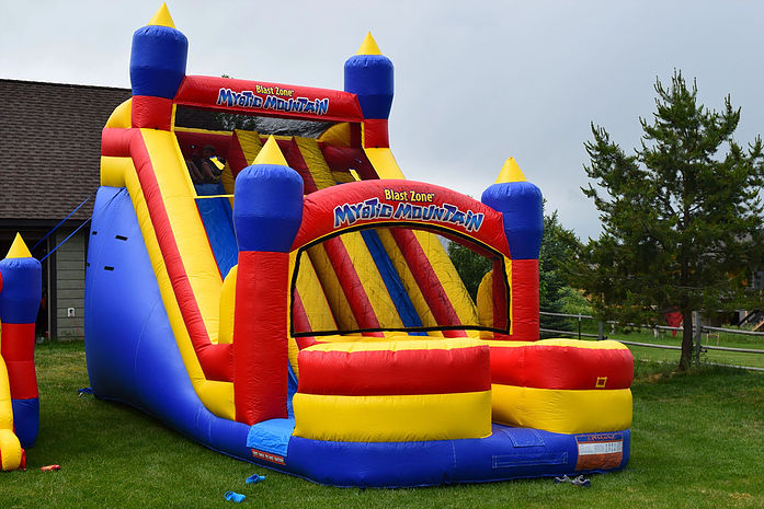 Inflatable Slide Rentals Heber Wasatch C