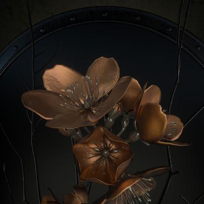 Copper Sakuras