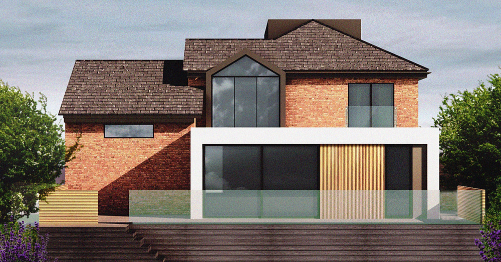 TWO STOREY EXTENSION, STOCKPORT, ANOTHER ARCHITECTURE + INTERIORS