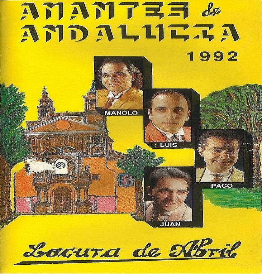 AMANTES DE ANDALUCÍA
