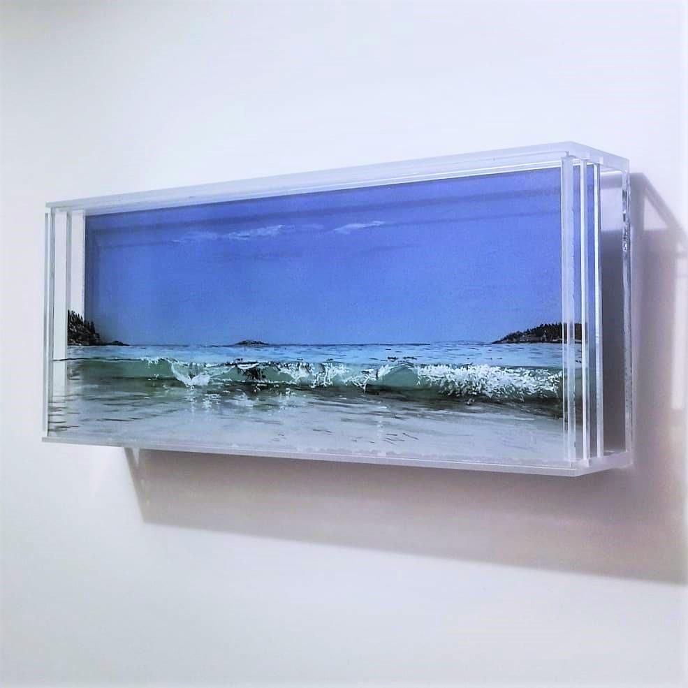 Dioramic Acrylics