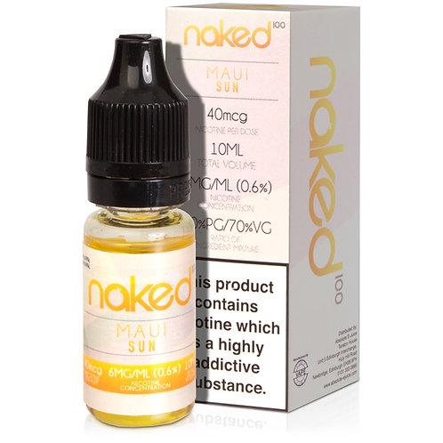 Maui Sun E-Liquid by Naked 100 - 10ml Bottle