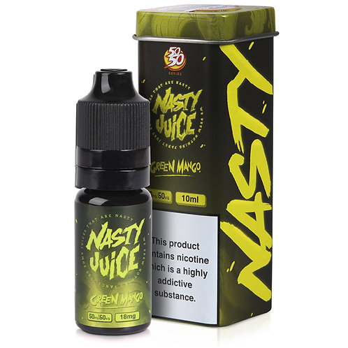 Fat Boy E-Liquid by Nasty Juice 50/50 - 10ml