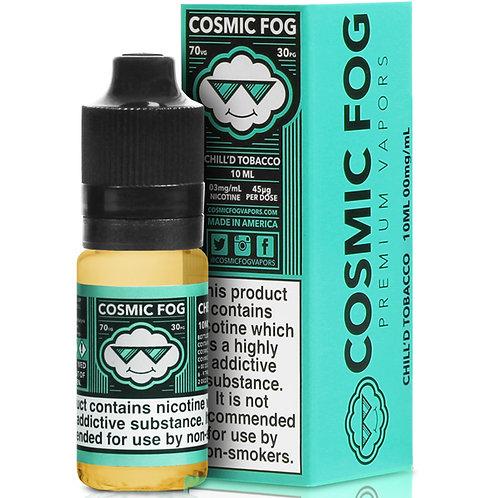 Chilled Tobacco E-Liquid by Cosmic Fog