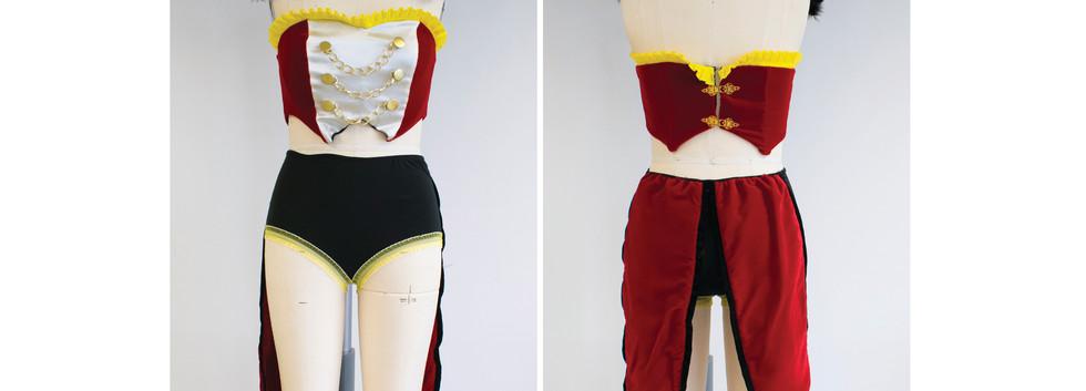 Constructed Garment