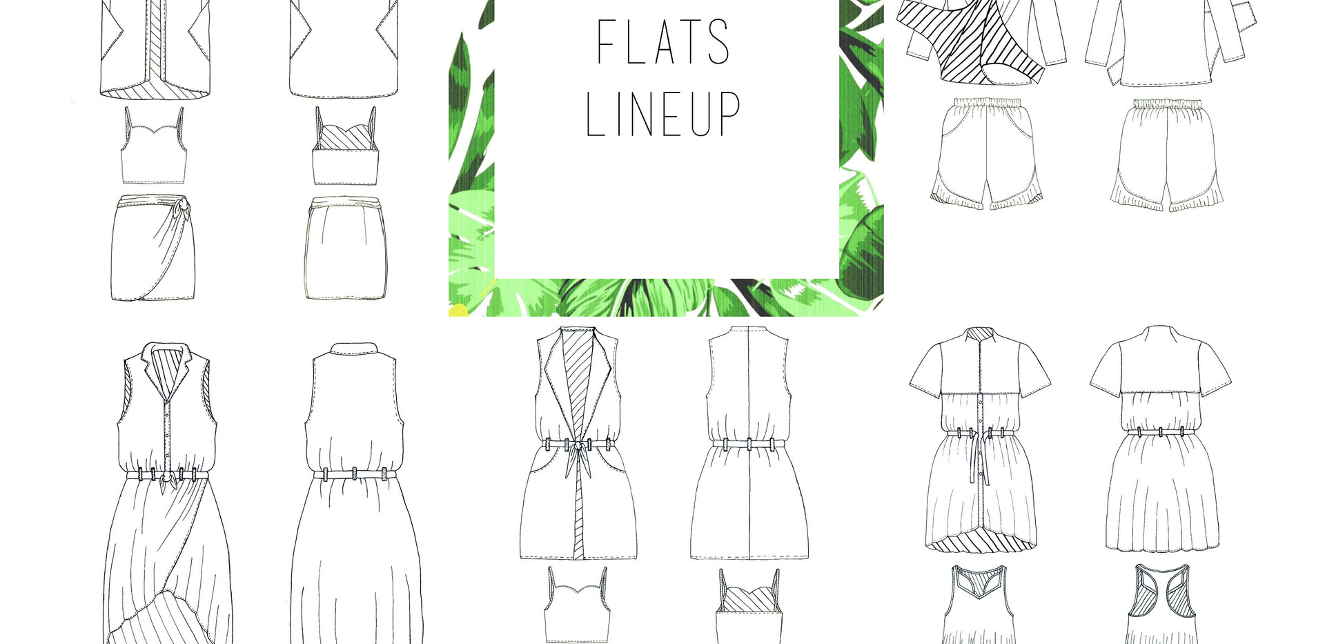 Flats Line up