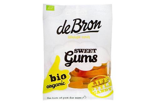 De Bron Sweet Gums 75g Bio Organic